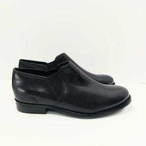 L.L. Bean Leather Westport Slip On Shoes